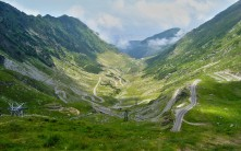 Transfagarasan - The most beautiful road in the world